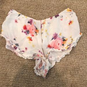 Brandy Melville sleep shorts